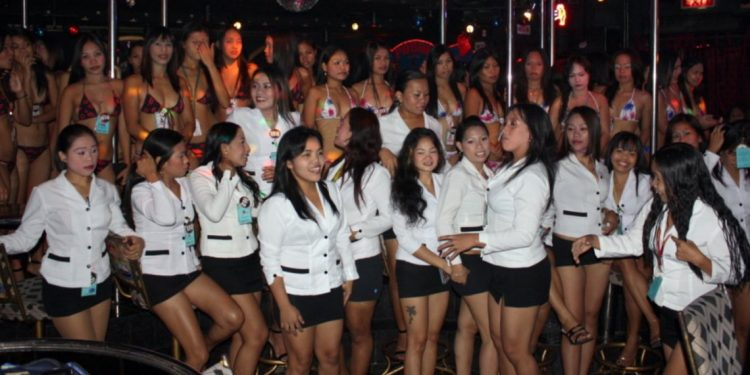 La Pasha Angeles City Bar