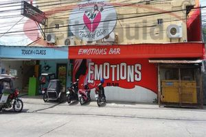 Emotions & Touch Of Class Angeles City