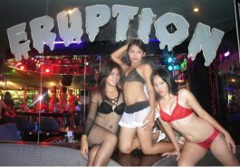 Eruptions Bar Angeles City