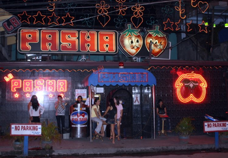 La Pasha Angeles City Bar