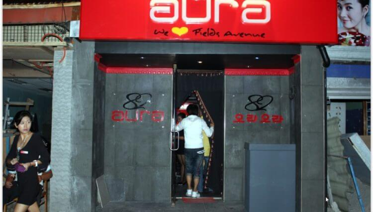 Aura Bar Angeles City