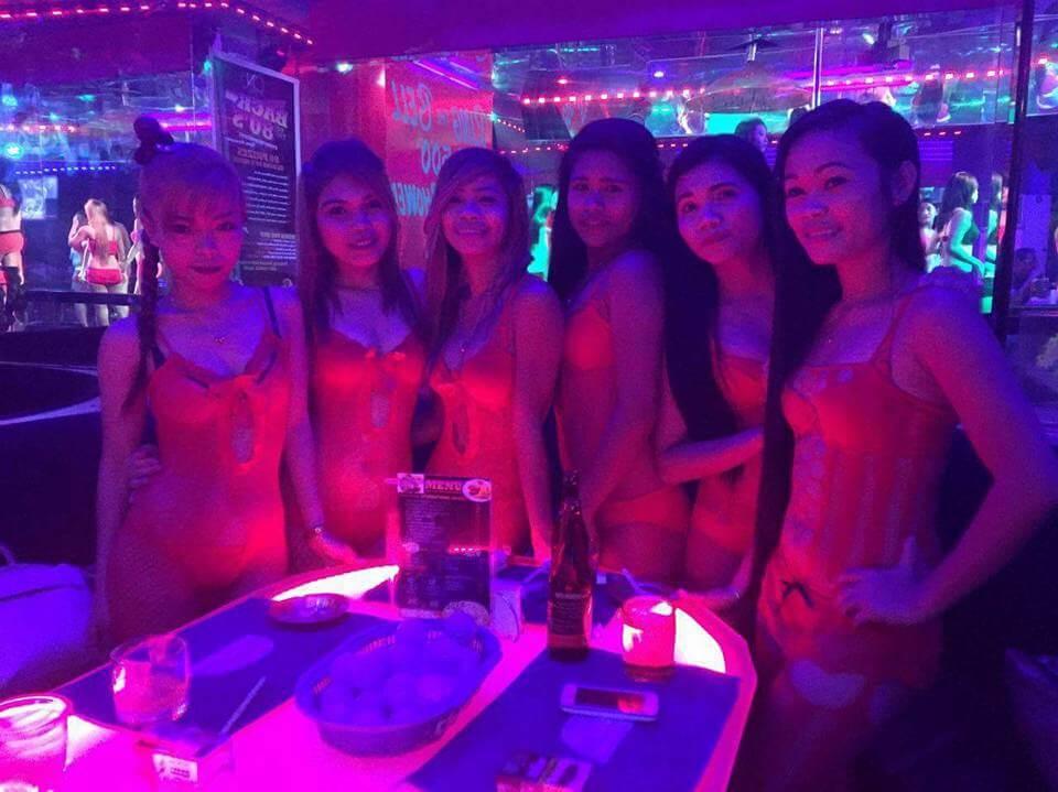 Blue Sapphire Bar Angeles