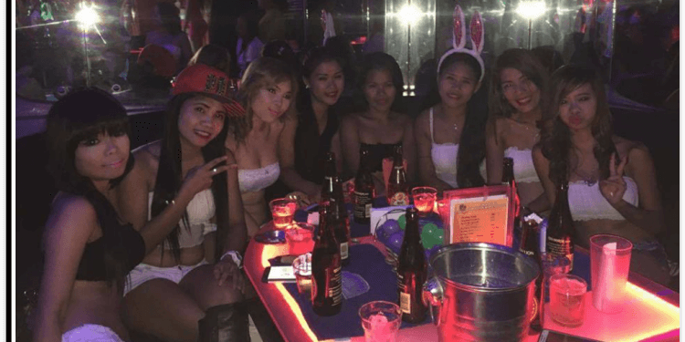 Blue Sapphire Bar Angeles City