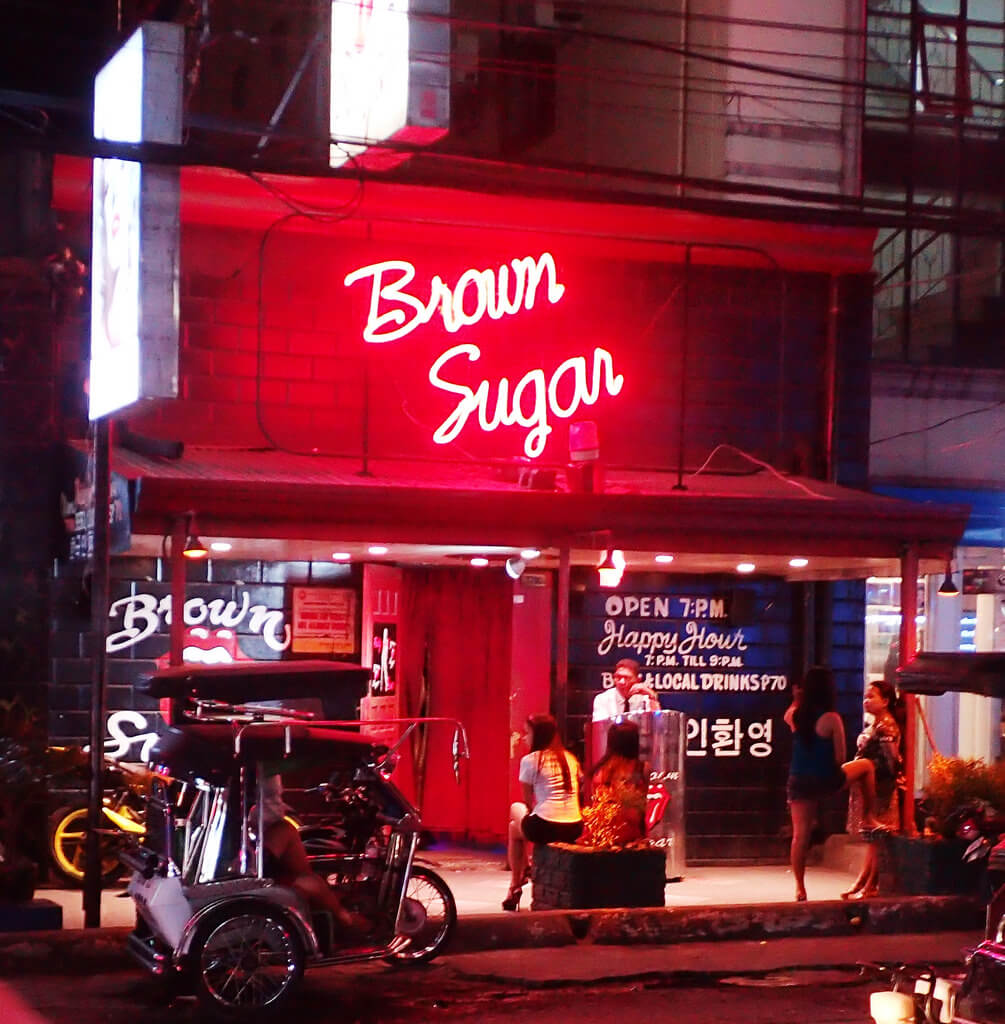Brown Sugar Angeles City