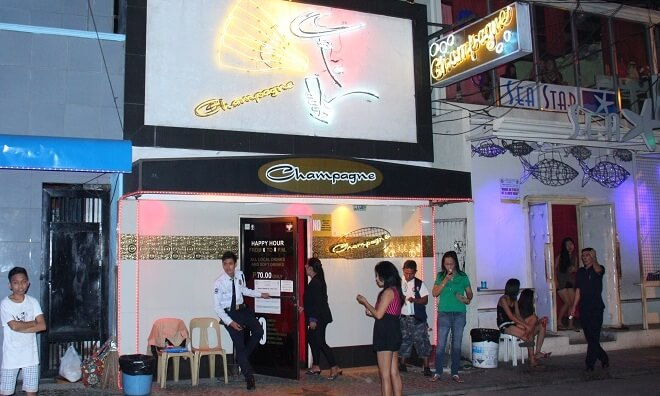 Champagne Bar Angeles City
